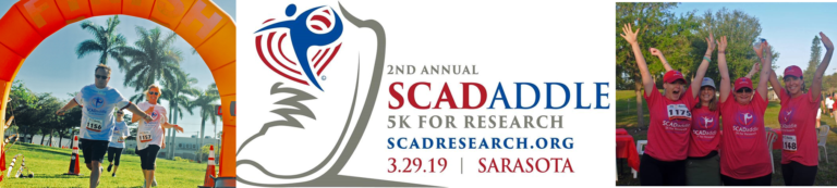 2019 Sarasota SCADaddle for Research