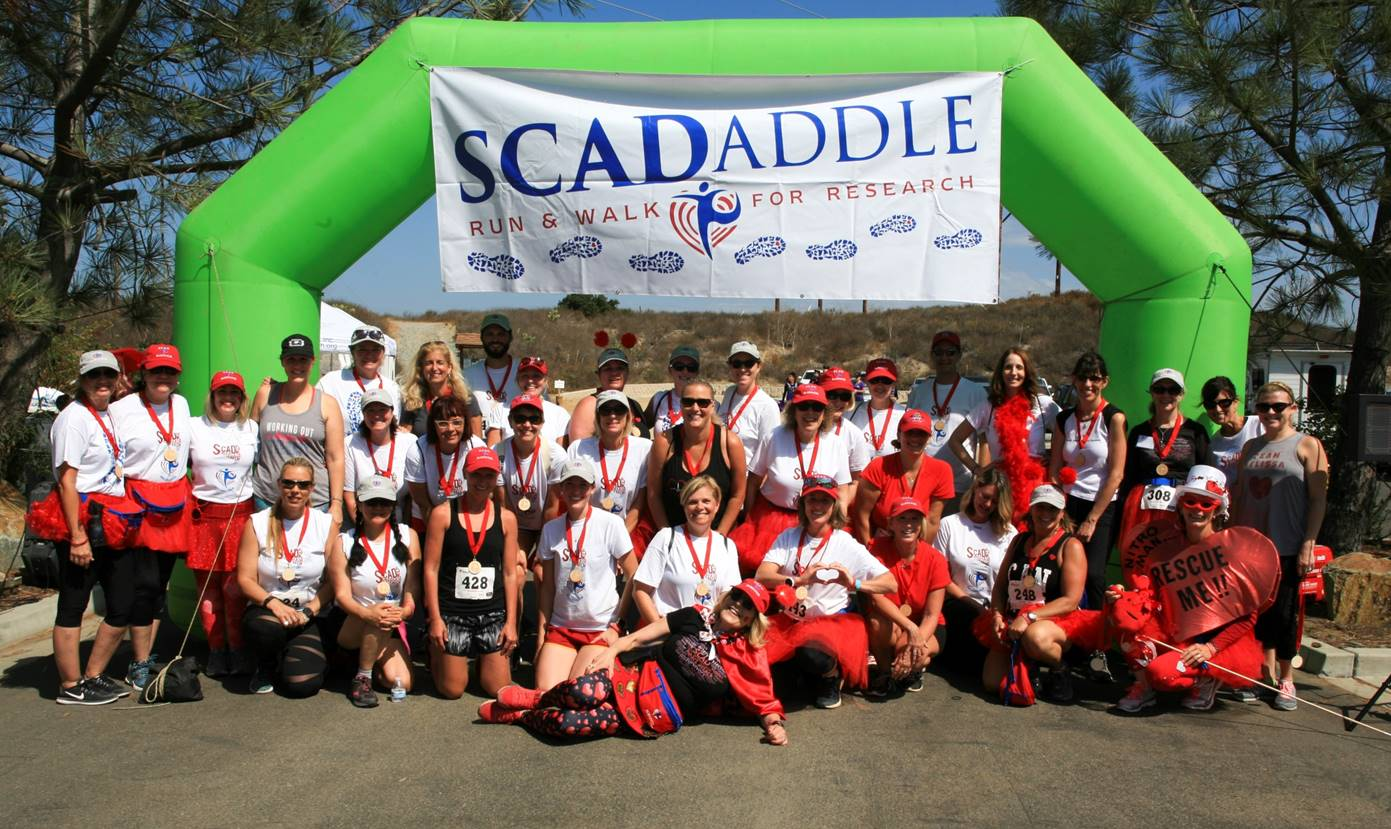 2017 West Coast SCADaddle