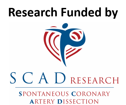 Research Funded by SCAD Research Inc.