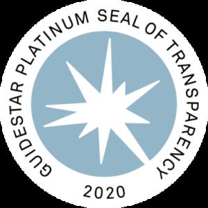 Guidestar Platinum Seal of Transparency