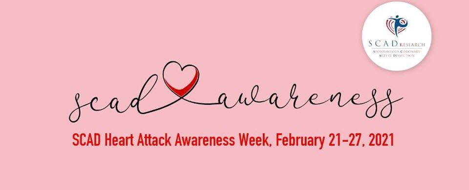 SCAD Heart Attack Awareness Week
