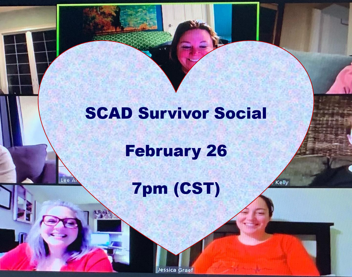 SCAD Research INC Survival Social February 2021