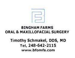 Bingham Farms Oral Maxillofacial Surgery